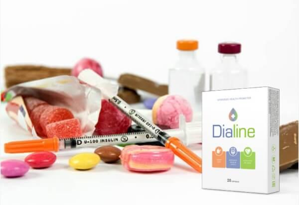 Dialine - para diabetes - comentarios - capsule - Amazon